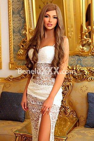 Polina escort girl à Bruxelles